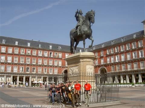 Spagna 2006 madrid barcellona e la ruta del quijote spagna for Spagna barcellona