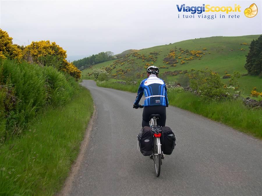 Scozia tour in bici nella contea del perthshire regno unito for Cabina nelle montagne della carolina del nord