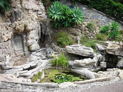 Giardino botanico hanbury italia for Foto angoli giardino