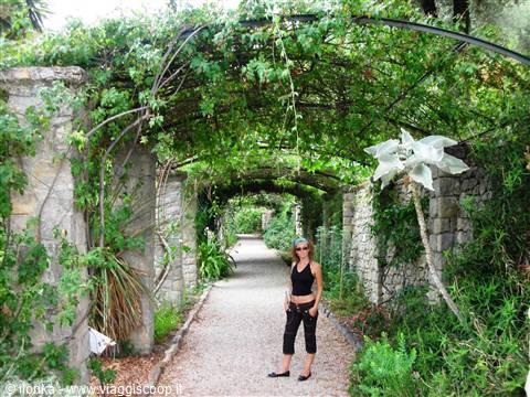 Giardino Botanico Hanbury Italia