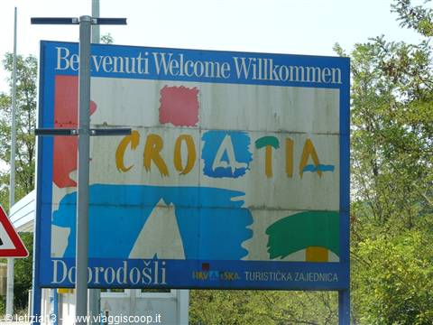 Welcome in CROAZIA