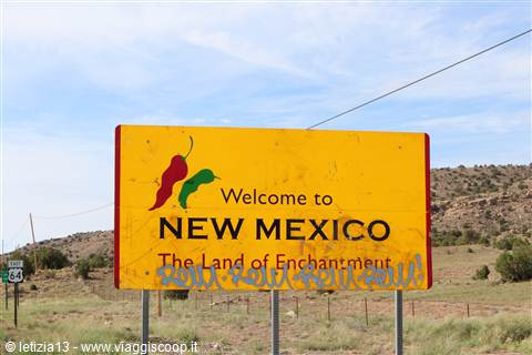 Welcome NEW MEXICO