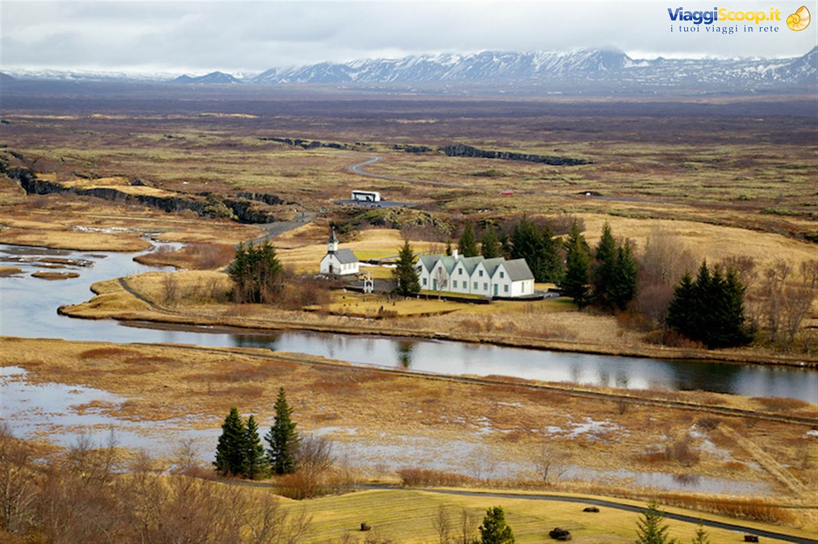 Parco nazionale di <strong>Thingvellir</strong>