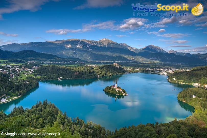 <strong>Lago di Bled</strong>