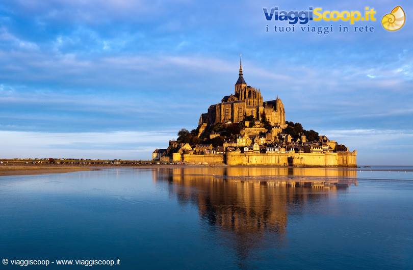 <strong>Mont Saint-Michel</strong>