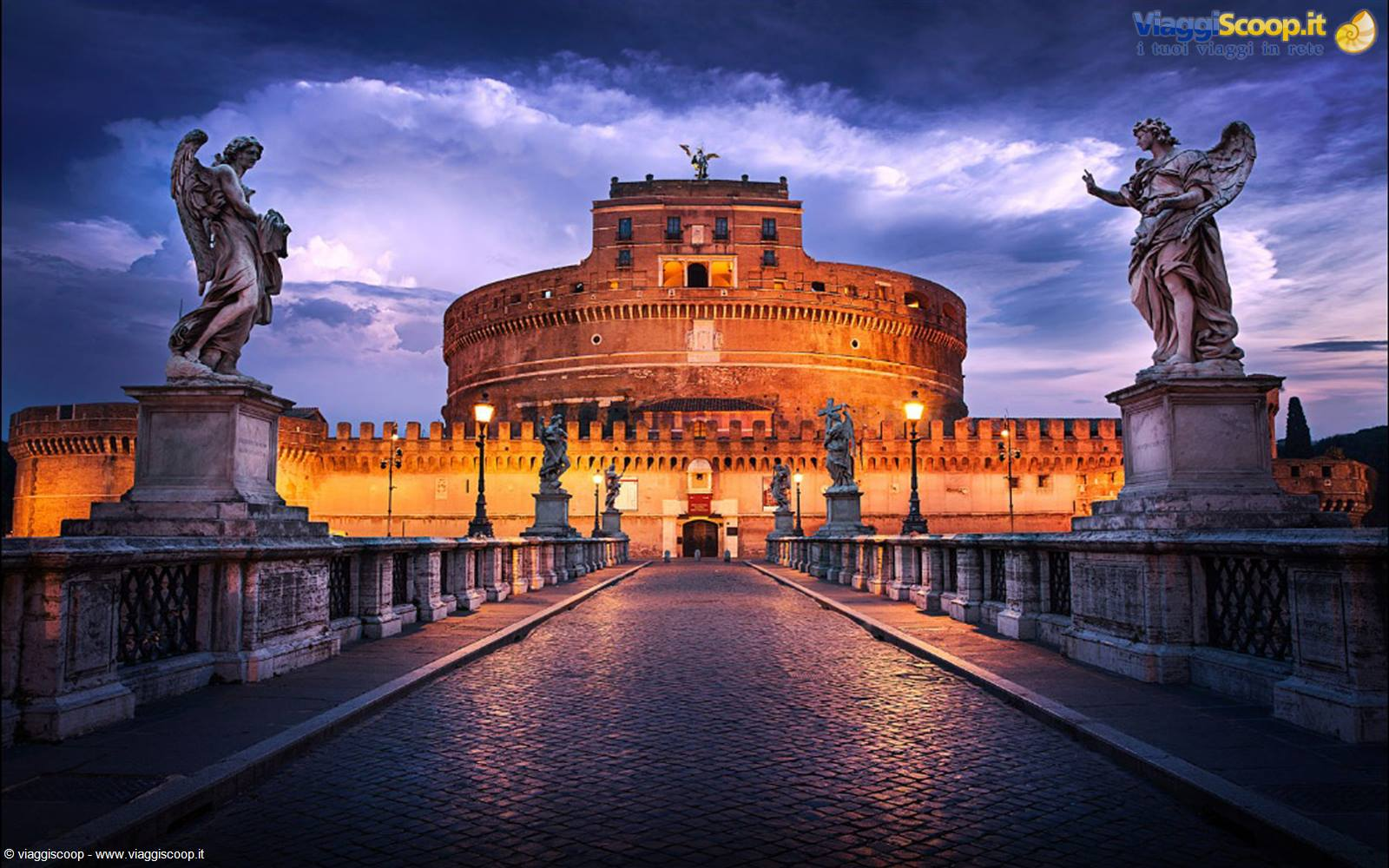 <strong>Castel Sant'Angelo</strong> Roma