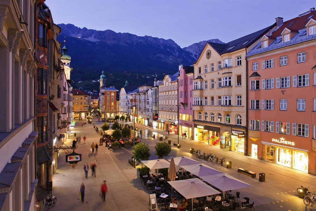 Maria-Theresien-Strasse  <strong>Innsbruck</strong>