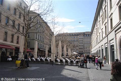 Le Centre Ville Geneve