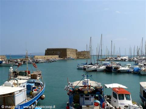 Heraklion fortezza
