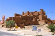 Valle del Draa - Kasbah Ouled Othmane  MAROCCO