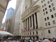 Financial District Wall Street STATI UNITI D'AMERICA