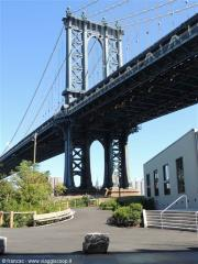 Manhattan Bridge STATI UNITI D'AMERICA