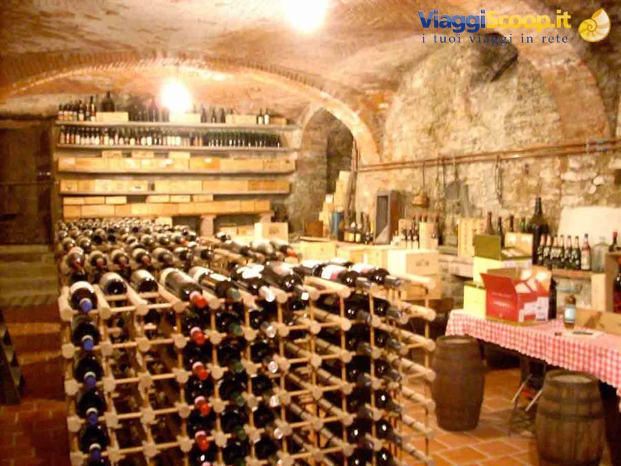 foto La cantina del Ristorante Bel Soggiorno ITALIA