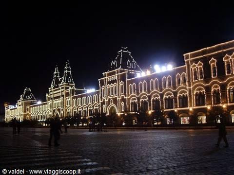 Magazzini Gum di Notte RUSSIA