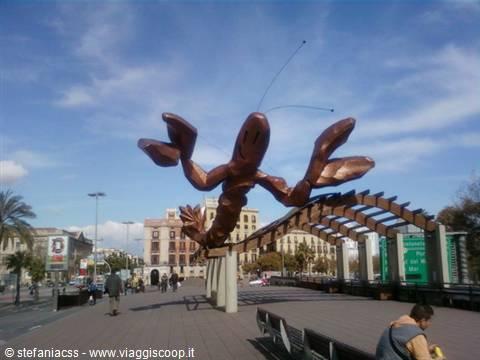 Barcellona spagna for Alberghi barcellona sul mare