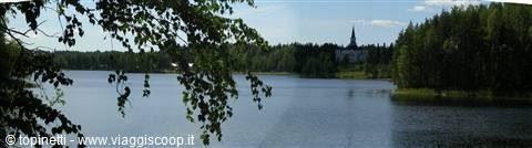 Finnmark finlandese finlandia for Capitale finlandese