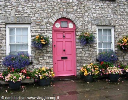 Galles devon e cornovaglia itinerario in 10 giorni alla for Case inglesi foto