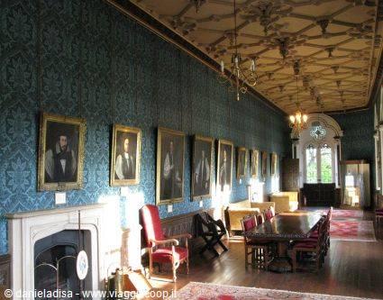 Galles devon e cornovaglia itinerario in 10 giorni alla for Interni case antiche