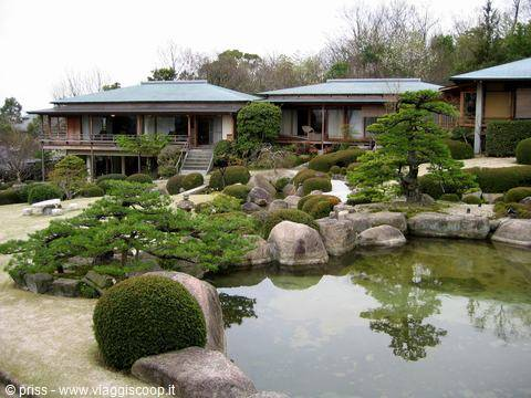 Foto il ryokan sekitei giappone for Ryokan giappone
