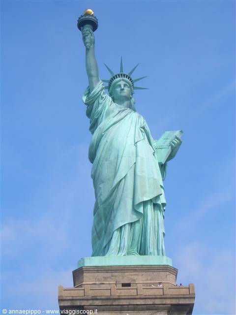Una Mela Nella Grande Mela Stati Uniti D America