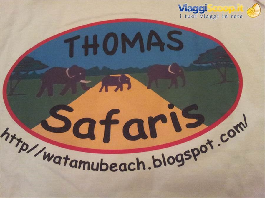 THOMAS TOURS & SAFARIS UNA GARANZIA! KENYA