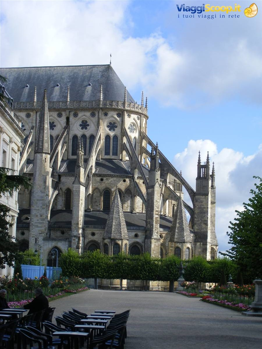 CATTEDRALE DI BOURGES FRANCIA