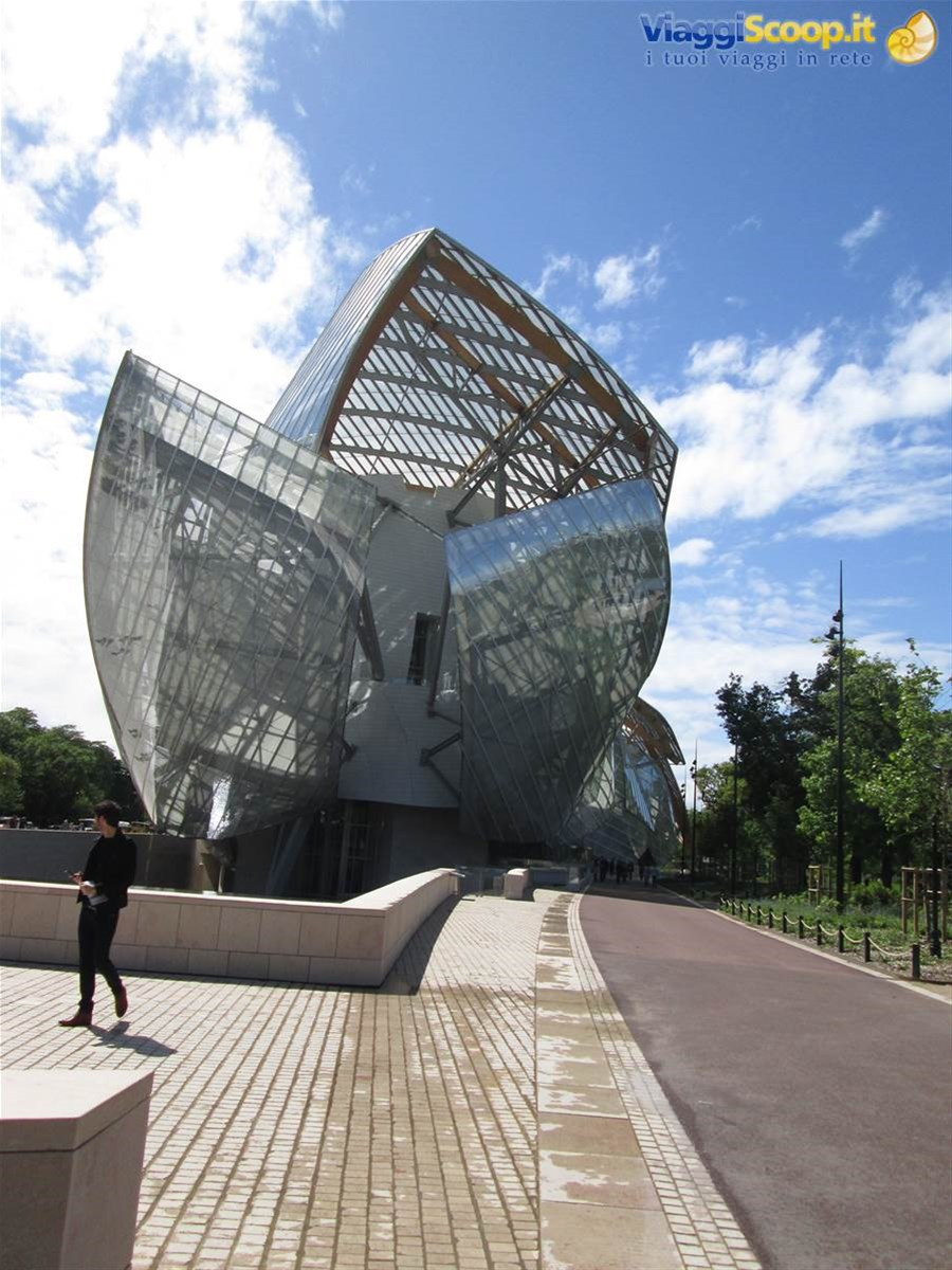 Fondation pour l'art Vuitton FRANCIA