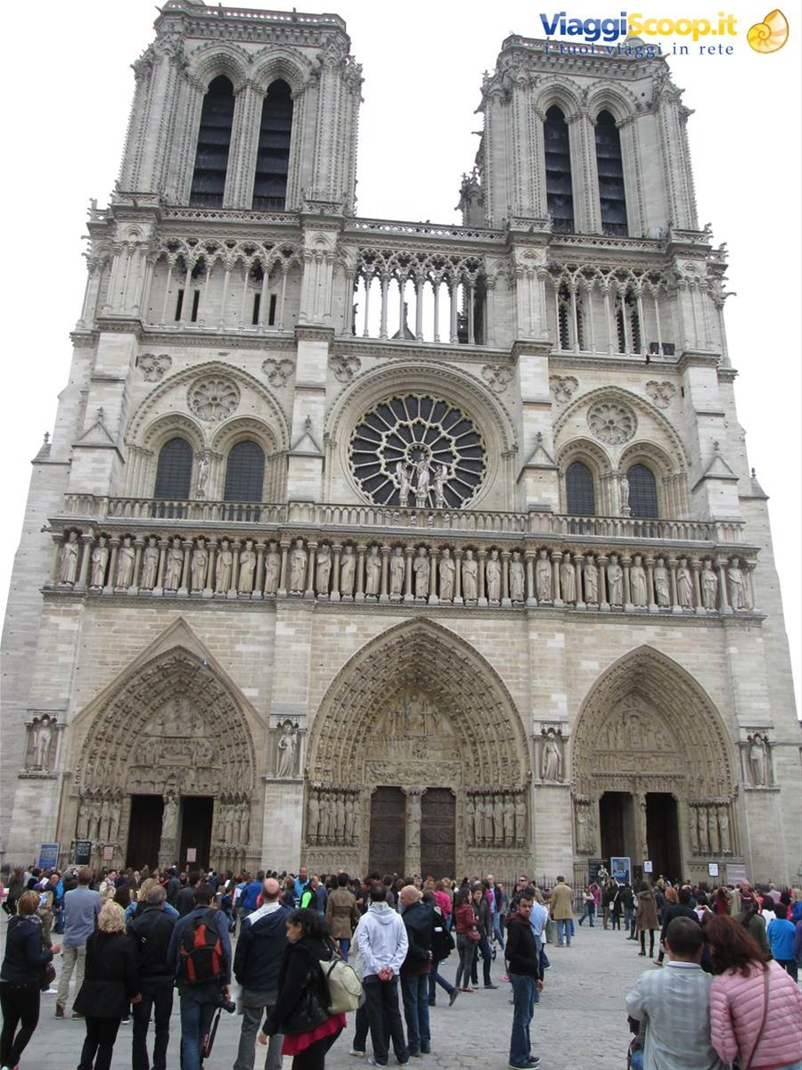 Cattedrale Notre Dame FRANCIA