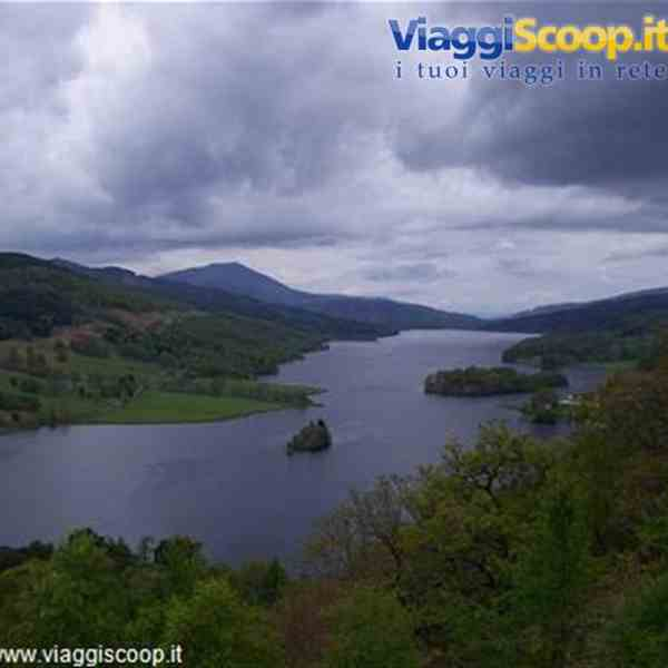 Pitlochry - Queen's View