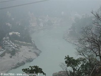 foto natale in india-rishikesh
