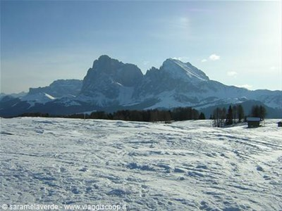 foto SCIARE IN VAL GARDENA