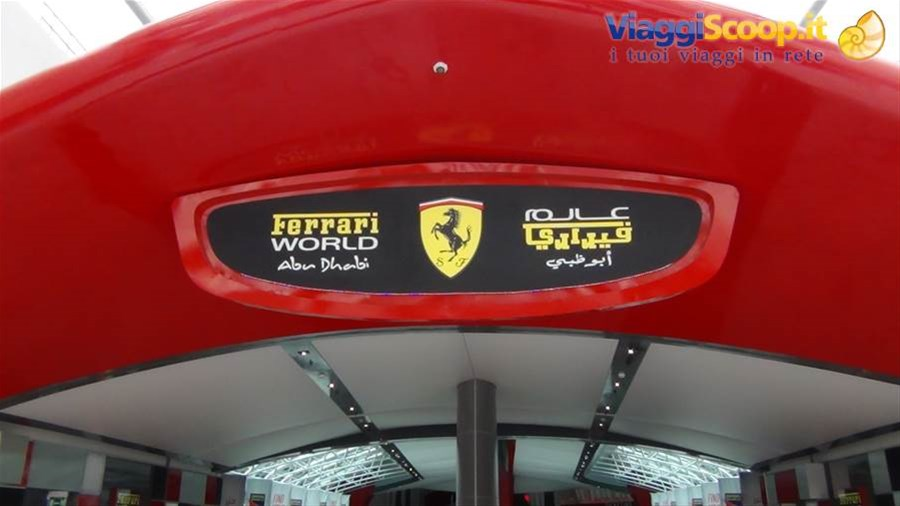 Ferrari World EMIRATI ARABI UNITI