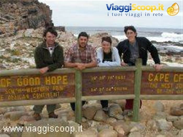 A cape of Good Hope SUD AFRICA