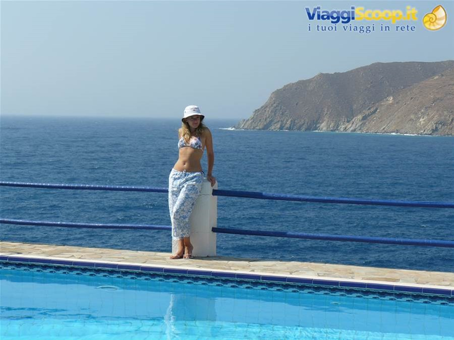 Aegiali - Sea House Hotel GRECIA