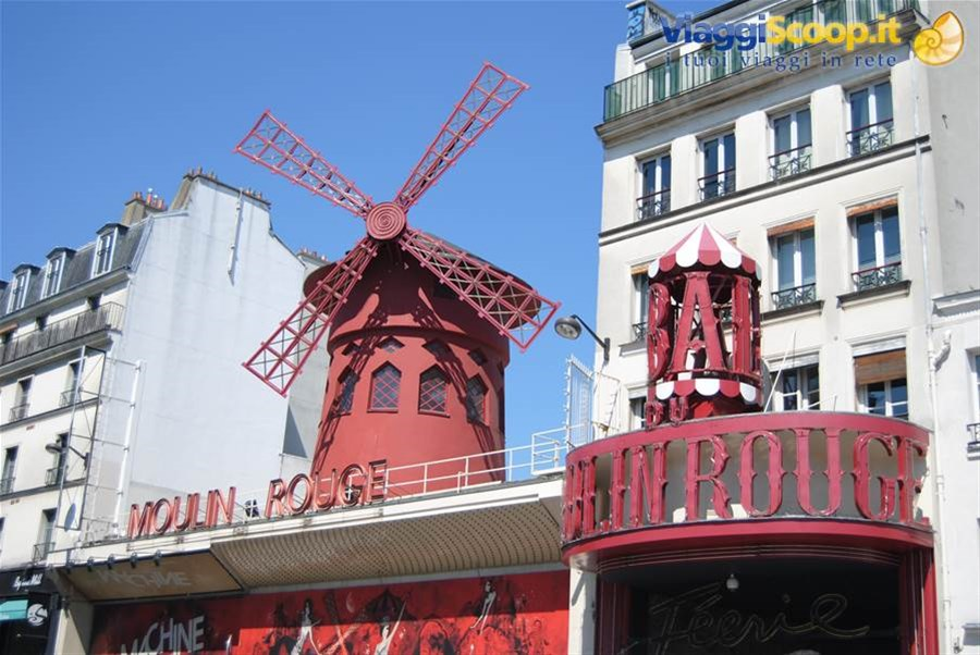 Moulin rouge FRANCIA