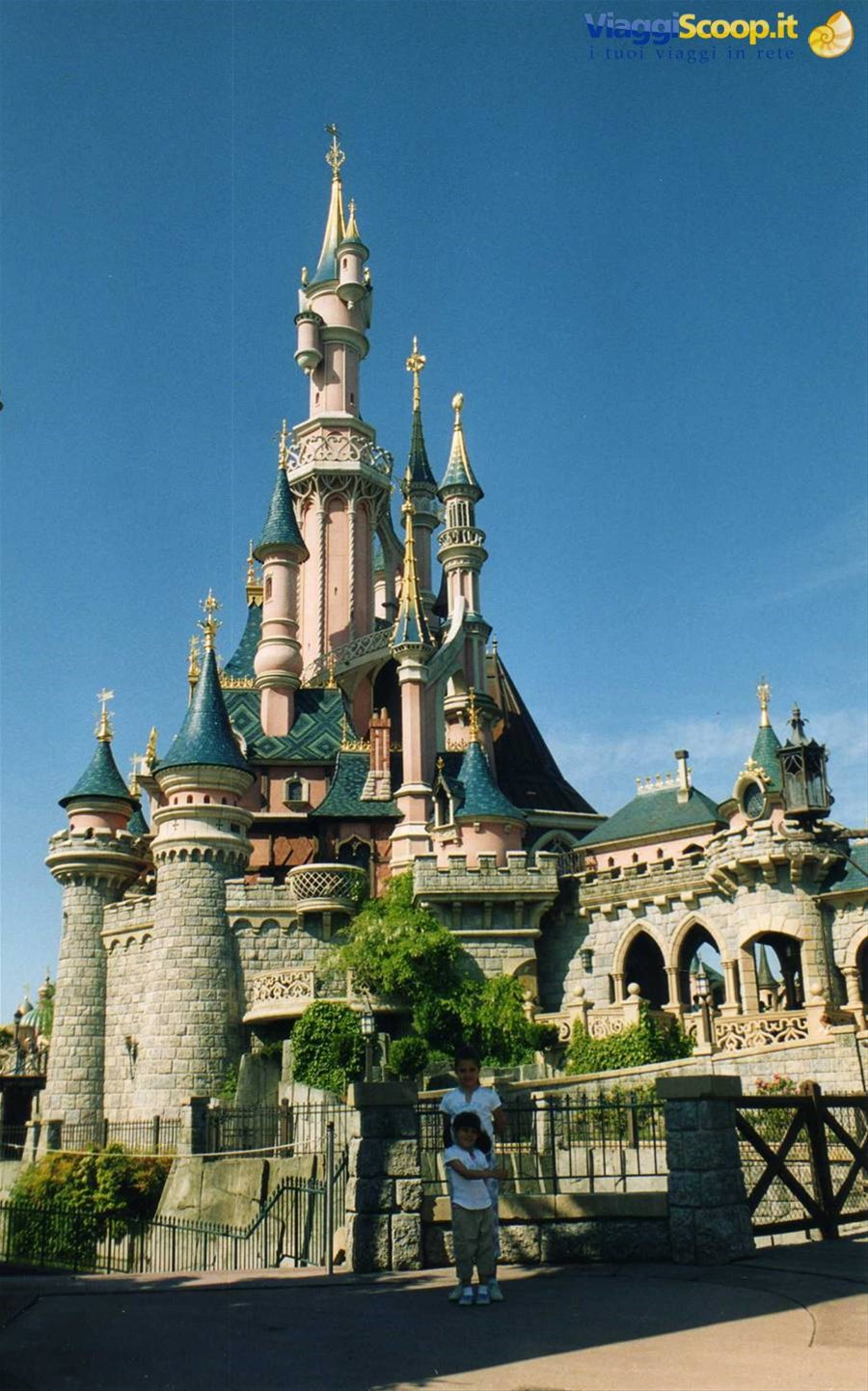 DISNEYLAND RESORT FRANCIA