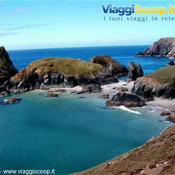 Lizard Peninsula - Kynance Cove