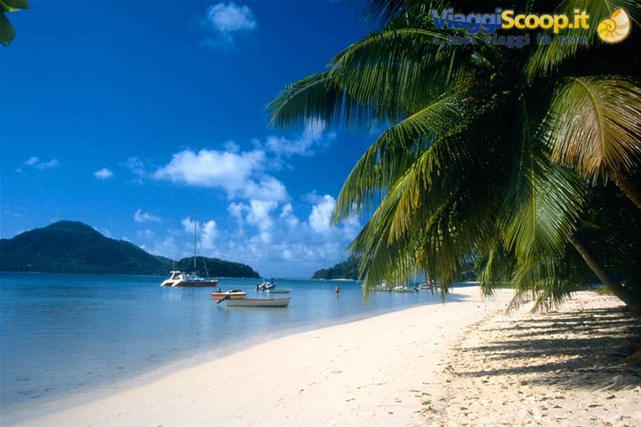 Sainte Anne Marine National Park SEYCHELLES