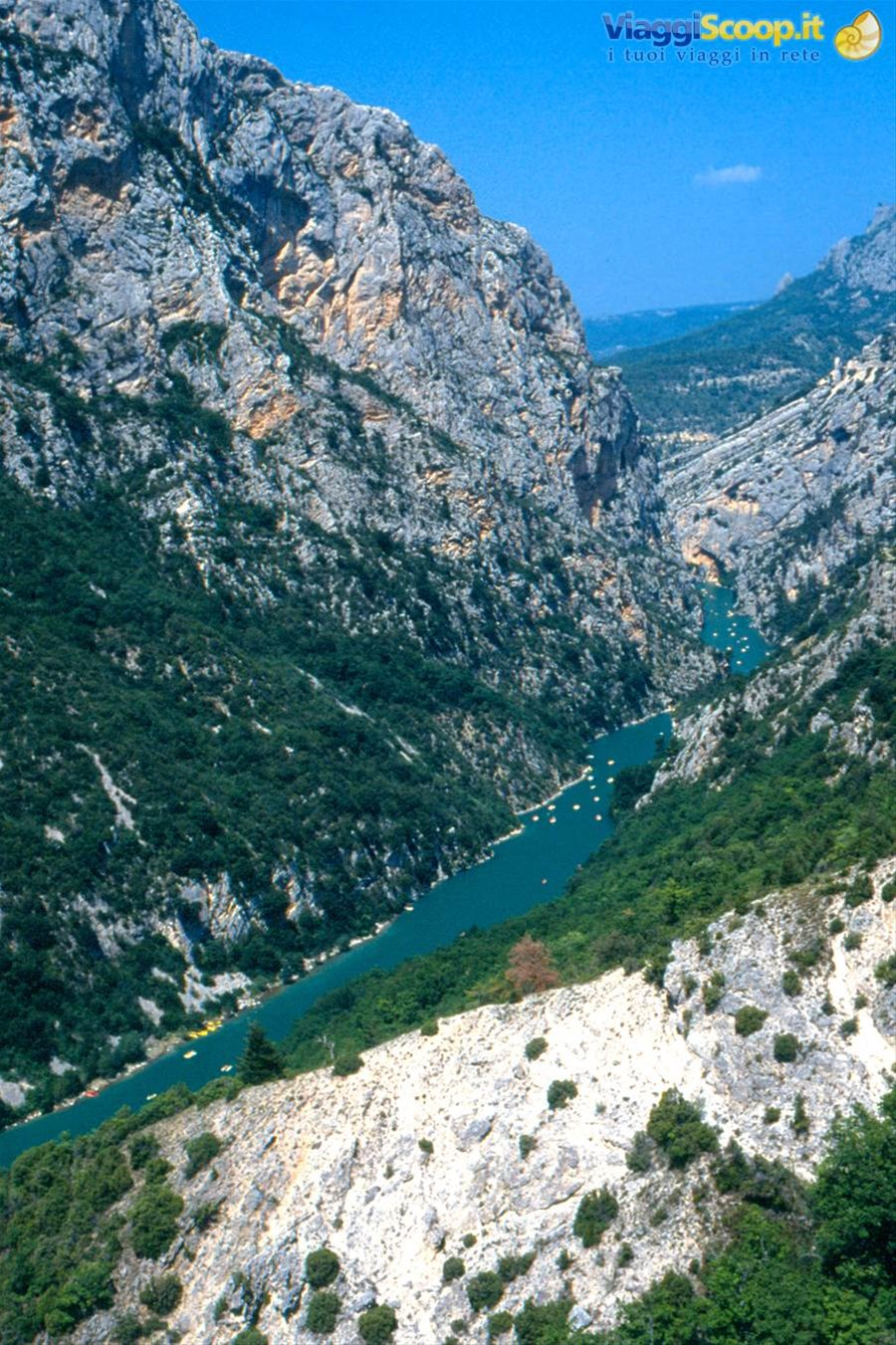 Grand Canyon du Verdon FRANCIA