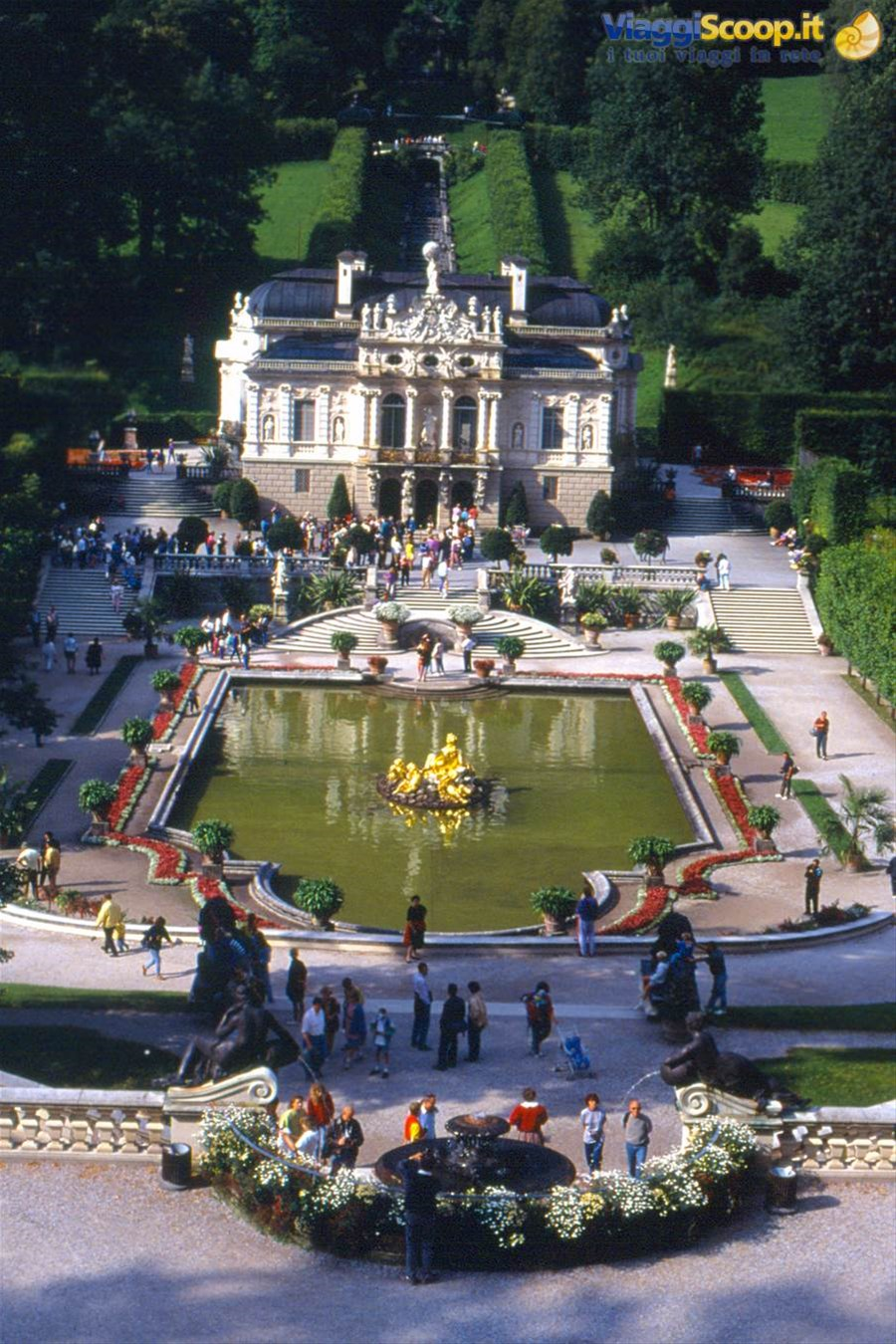 Linderhof GERMANIA