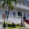 Charlotte Amalie: la Government House ISOLE VERGINI (U.S.A.)