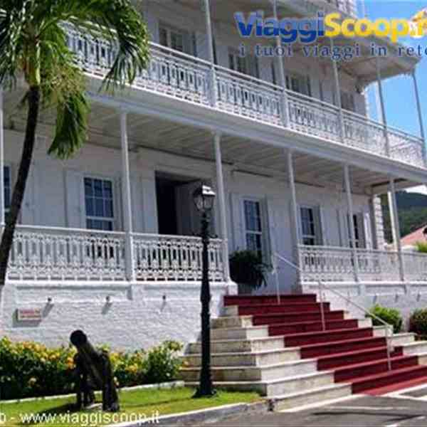 Charlotte Amalie: la Government House