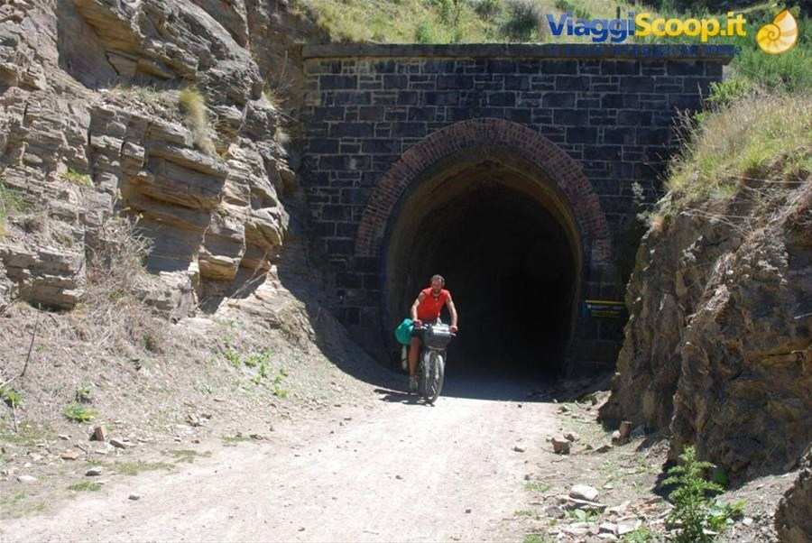 Central Otago rail trail NUOVA ZELANDA