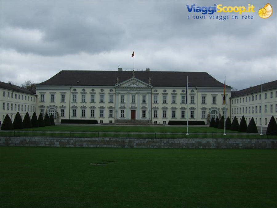 Berlino - Schloss Bellevue GERMANIA