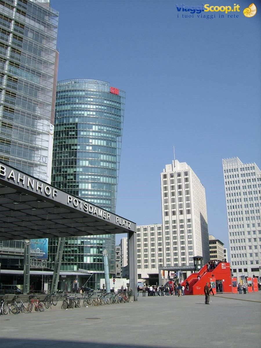 Postdamerplatz GERMANIA