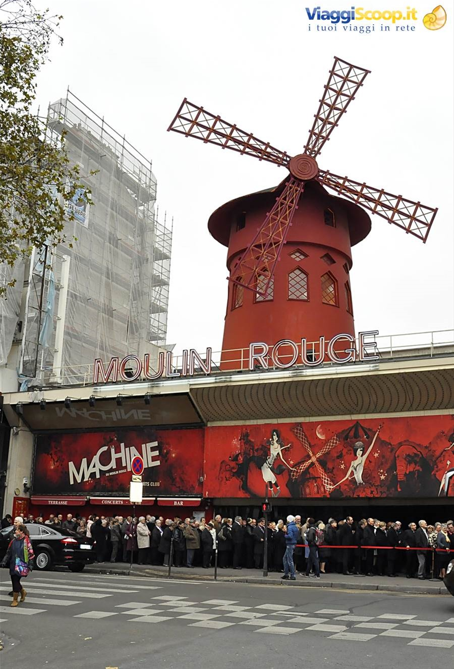 Pigalle - Moulin Rouge FRANCIA