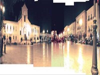 foto Giovinazzo by night