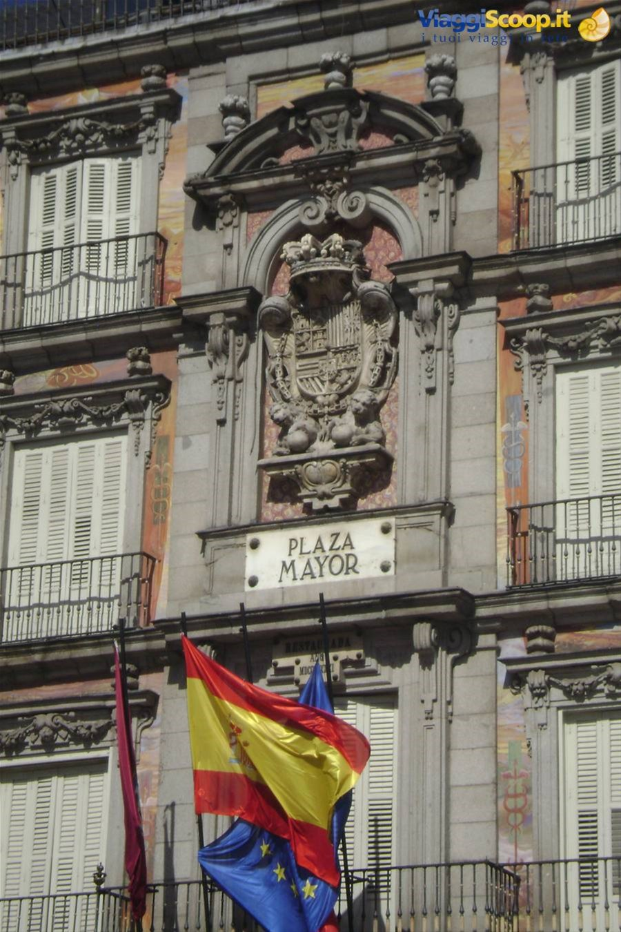 plaza Mayor SPAGNA