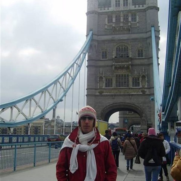 Stefano @ Tower Bridge
