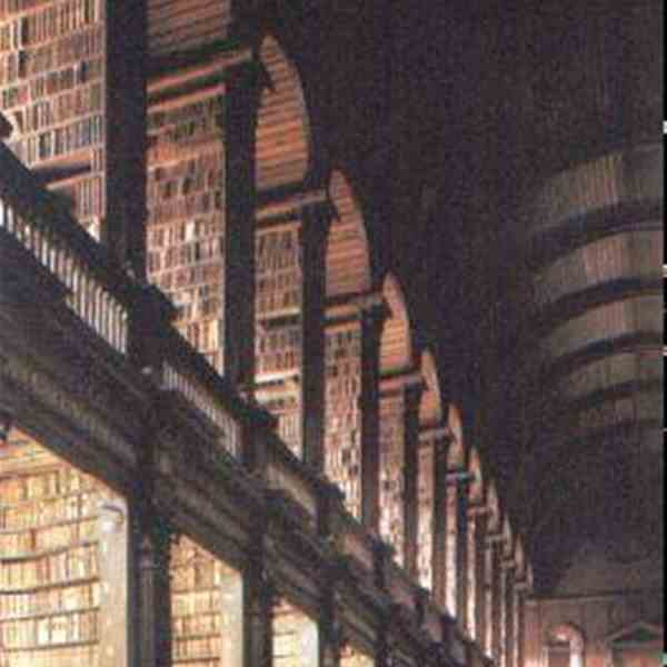 Dublino. Trinity College - Old Library